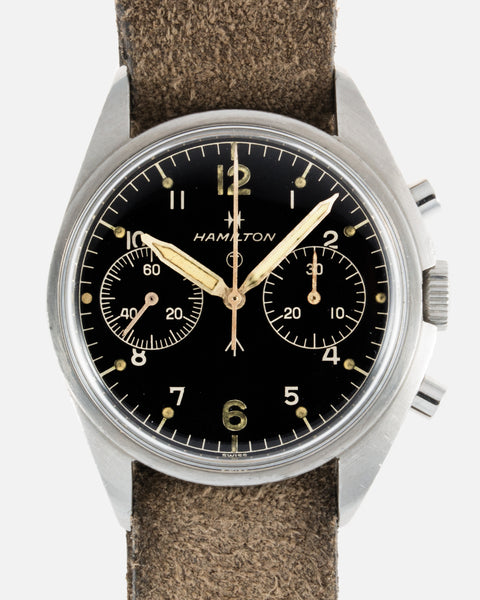 Hamilton 'Fab Four' 6BB Chronograph