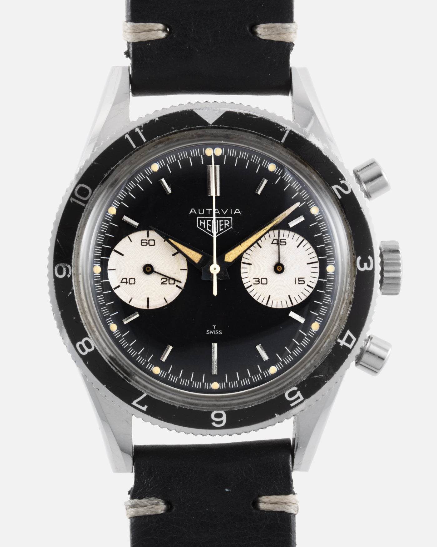 Heuer Autavia 3646 'Second Execution'