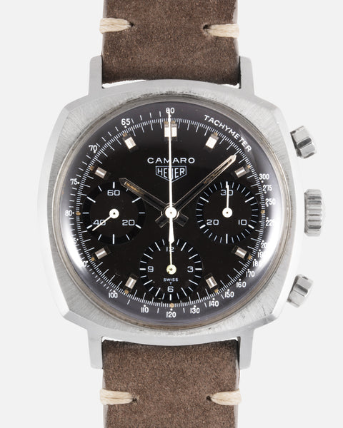 Heuer Camaro 7220N 'Chocolate'