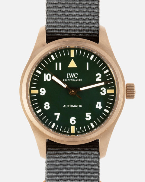 IWC Pilot for The Rake and Revolution