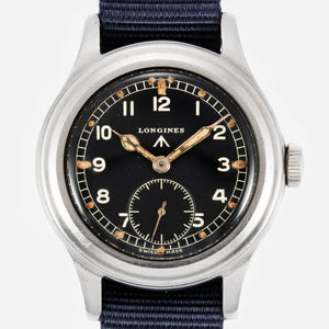 Longines 'Dirty Dozen' W.W.W.