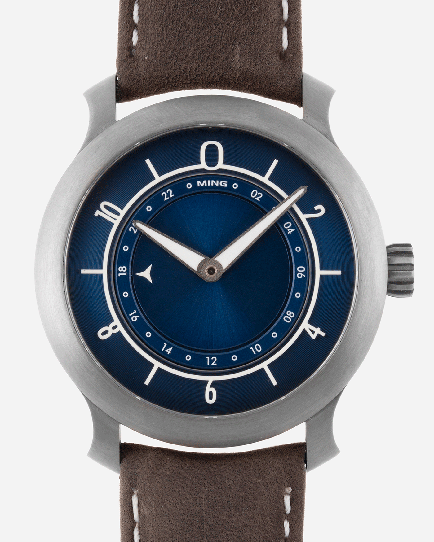 MING Watches 17.03 GMT Blue Watch Ming Thein | S.Song Vintage Timepieces