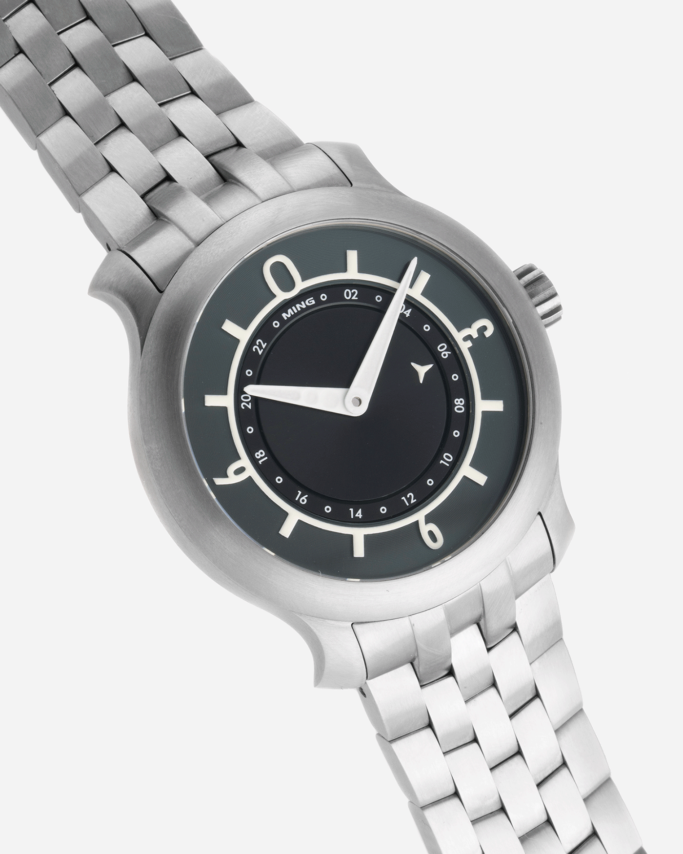 MING Watches 17.03 GMT Black Watch Ming Thein | S.Song Vintage Timepieces