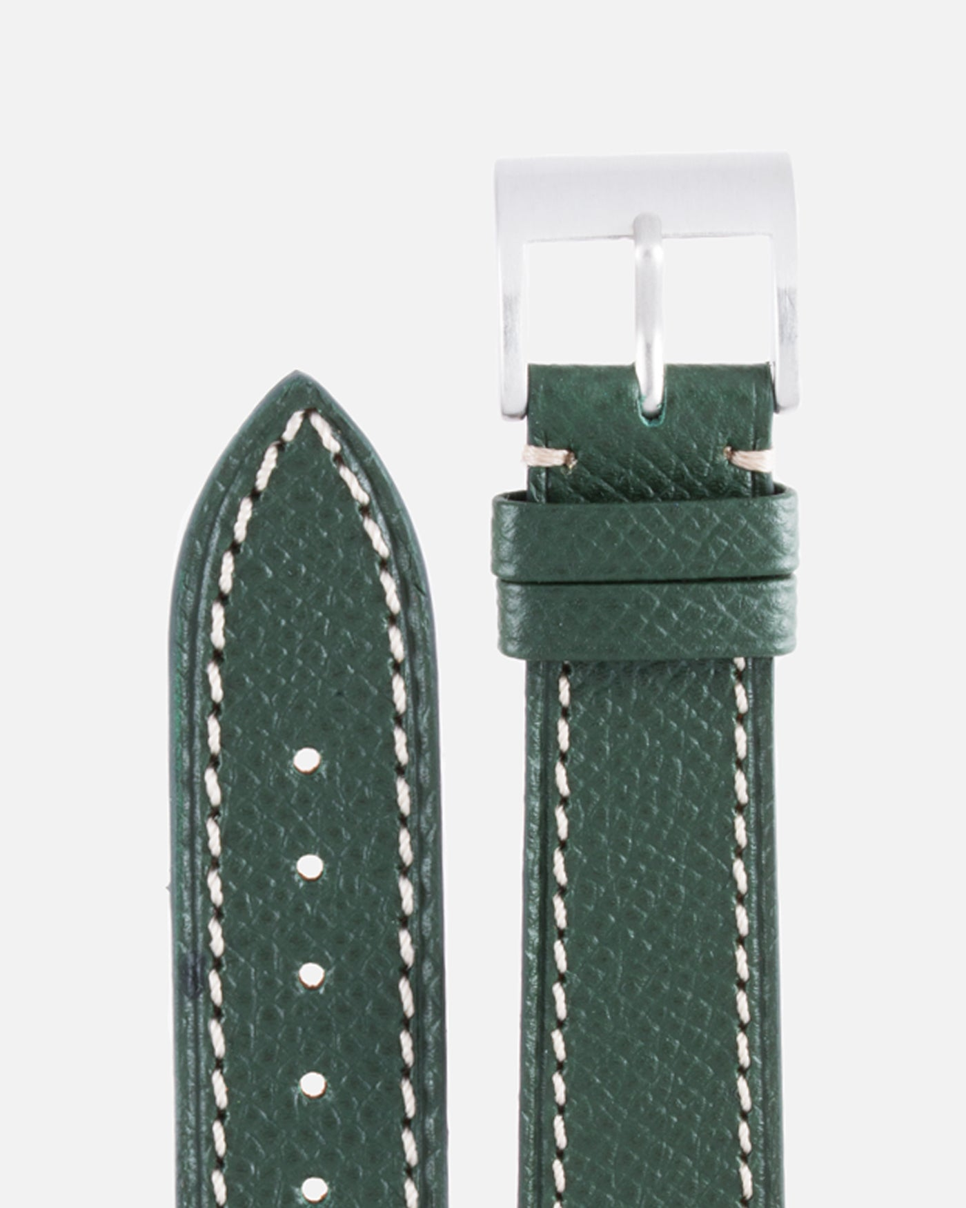 Molequin Hunter Green Grained Calf