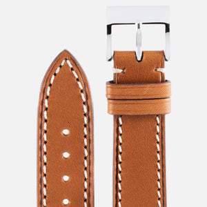 Molequin Cognac Smooth Calf