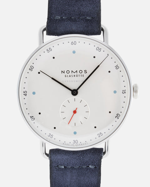 Nomos Metro Chronometer for Hodinkee