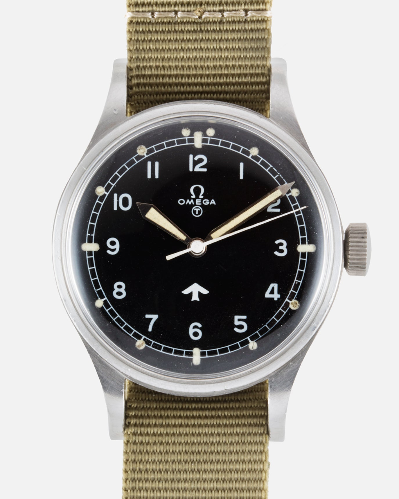 Omega 'Fat Arrow' 53 RAF CK 2777-1