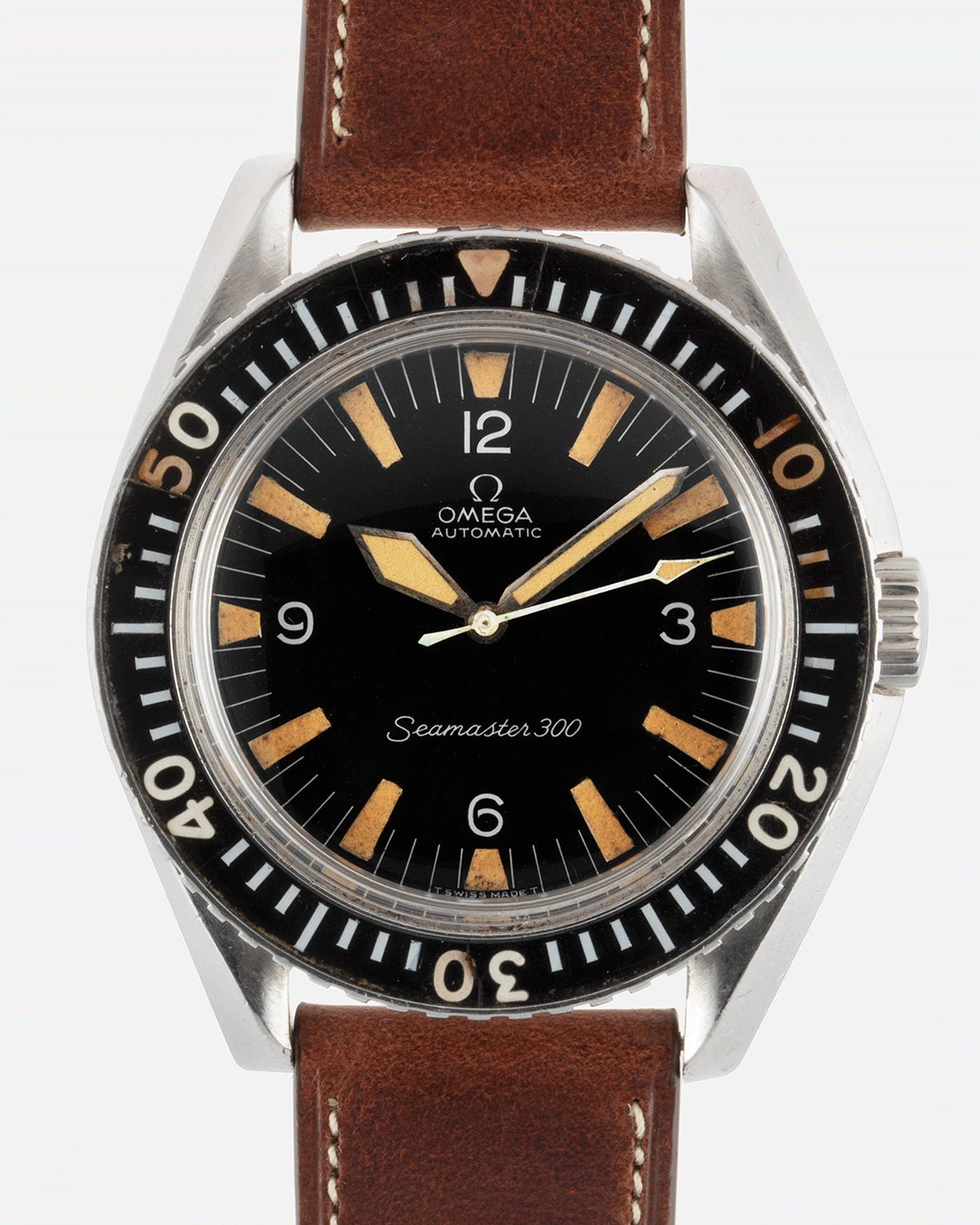 Omega Seamaster 300 165.024 Vintage Dive Watch | S.Song Vintage Watches For Sale