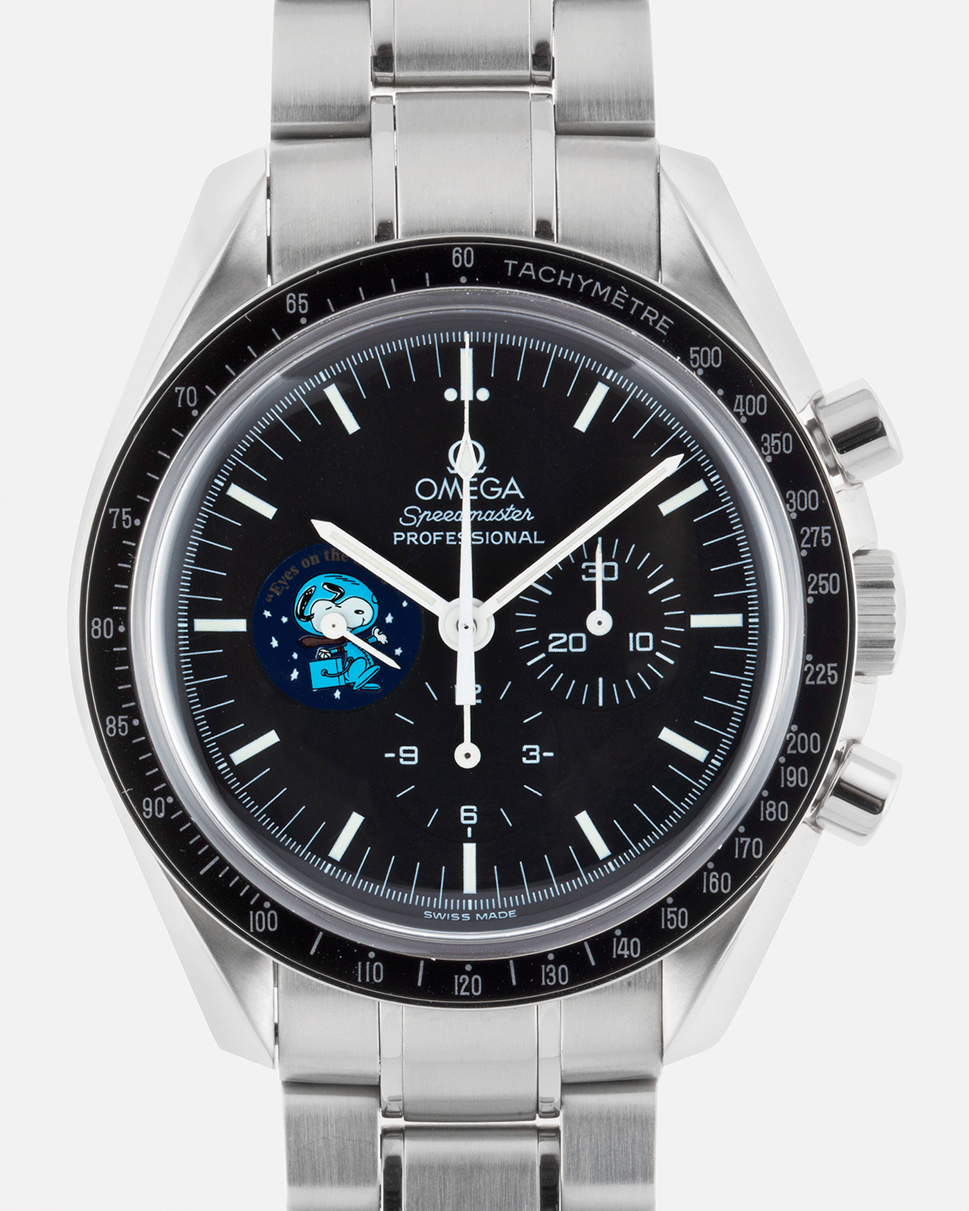 Omega Speedmaster Snoopy Award