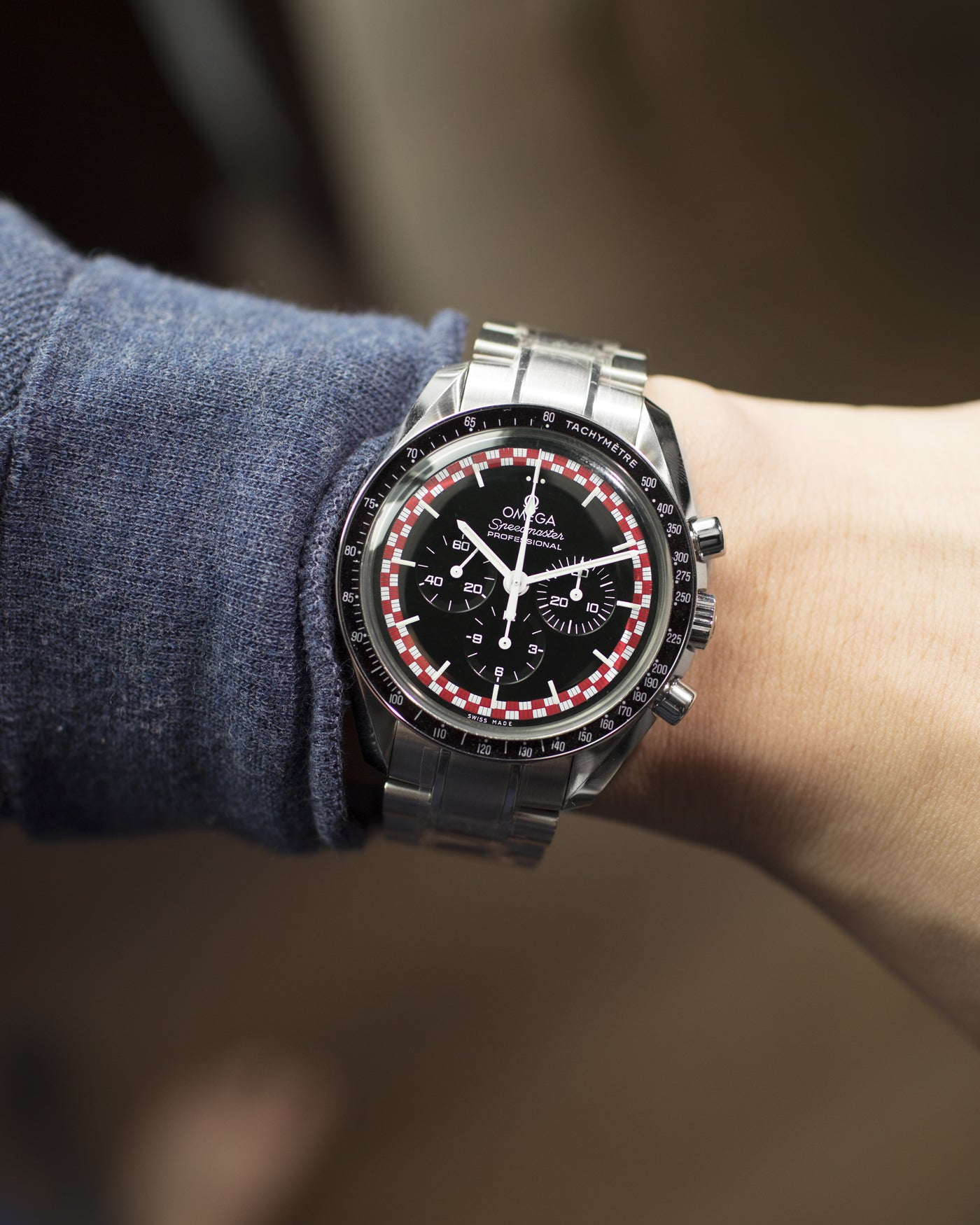 Omega Speedmaster Racing 'Tin Tin'