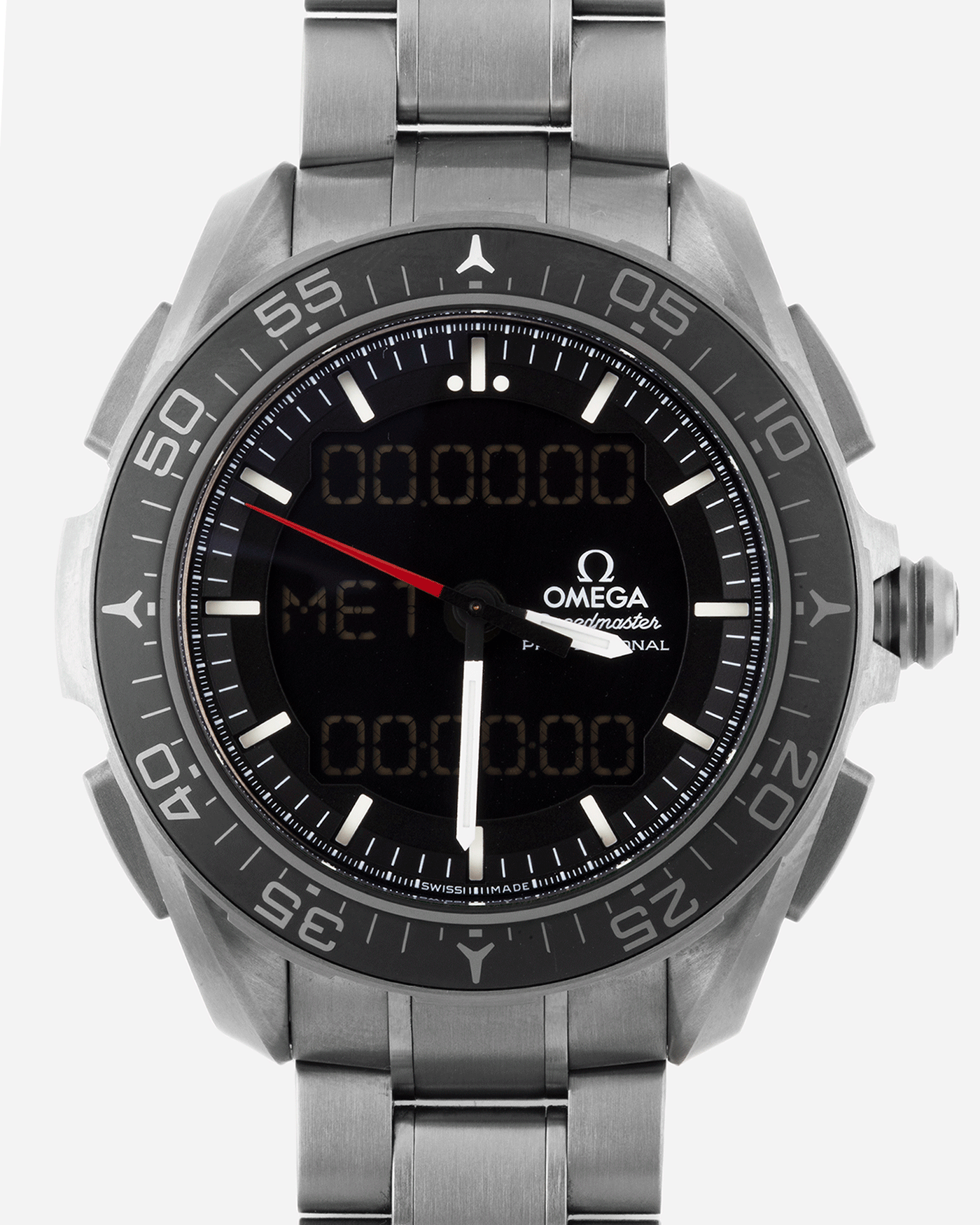 Omega Speedmaster Skywalker X-33 Chronograph Watch | S.Song Vintage Timepieces