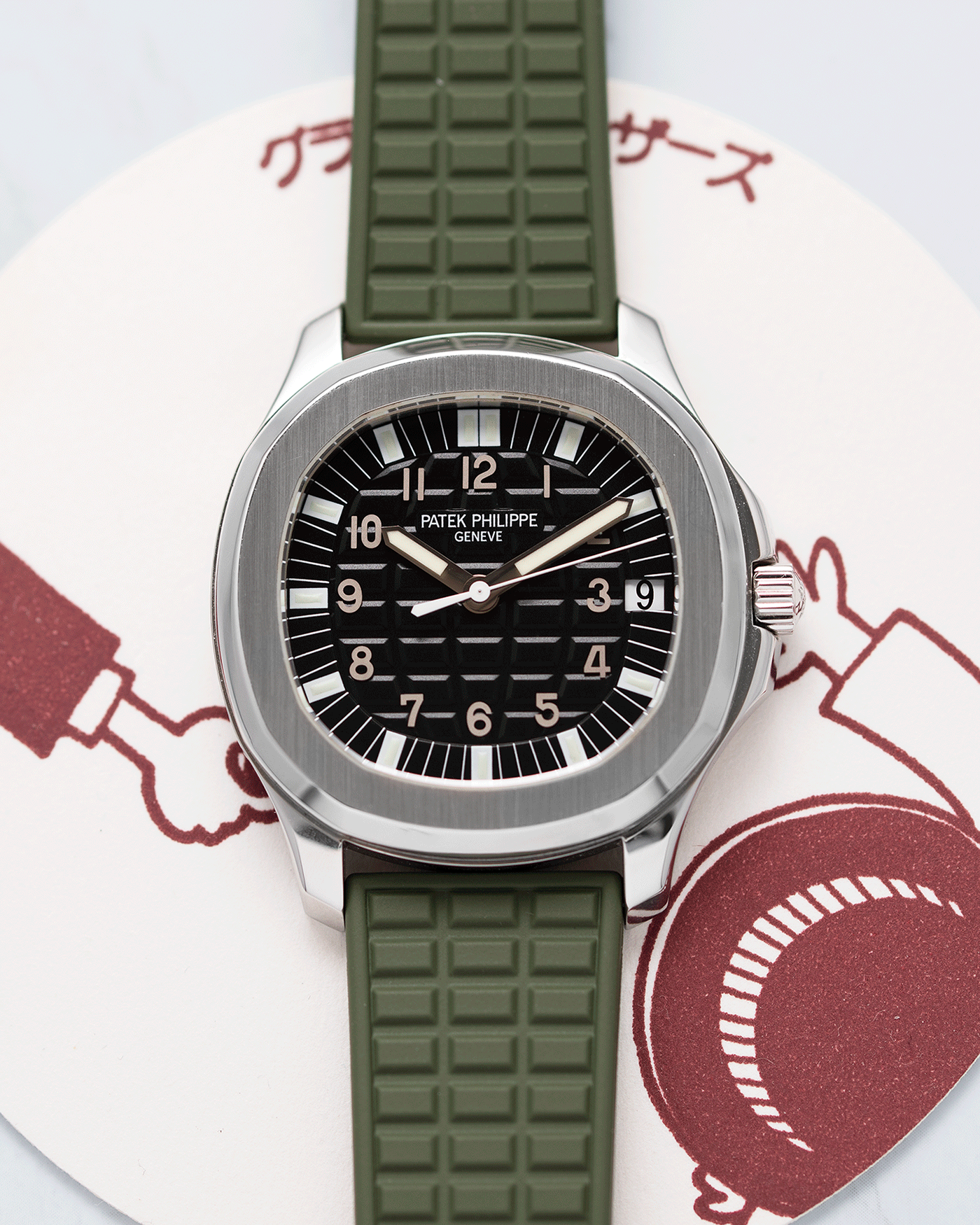 Patek Philippe Aquanaut 5065A Watch | S.Song Timepieces