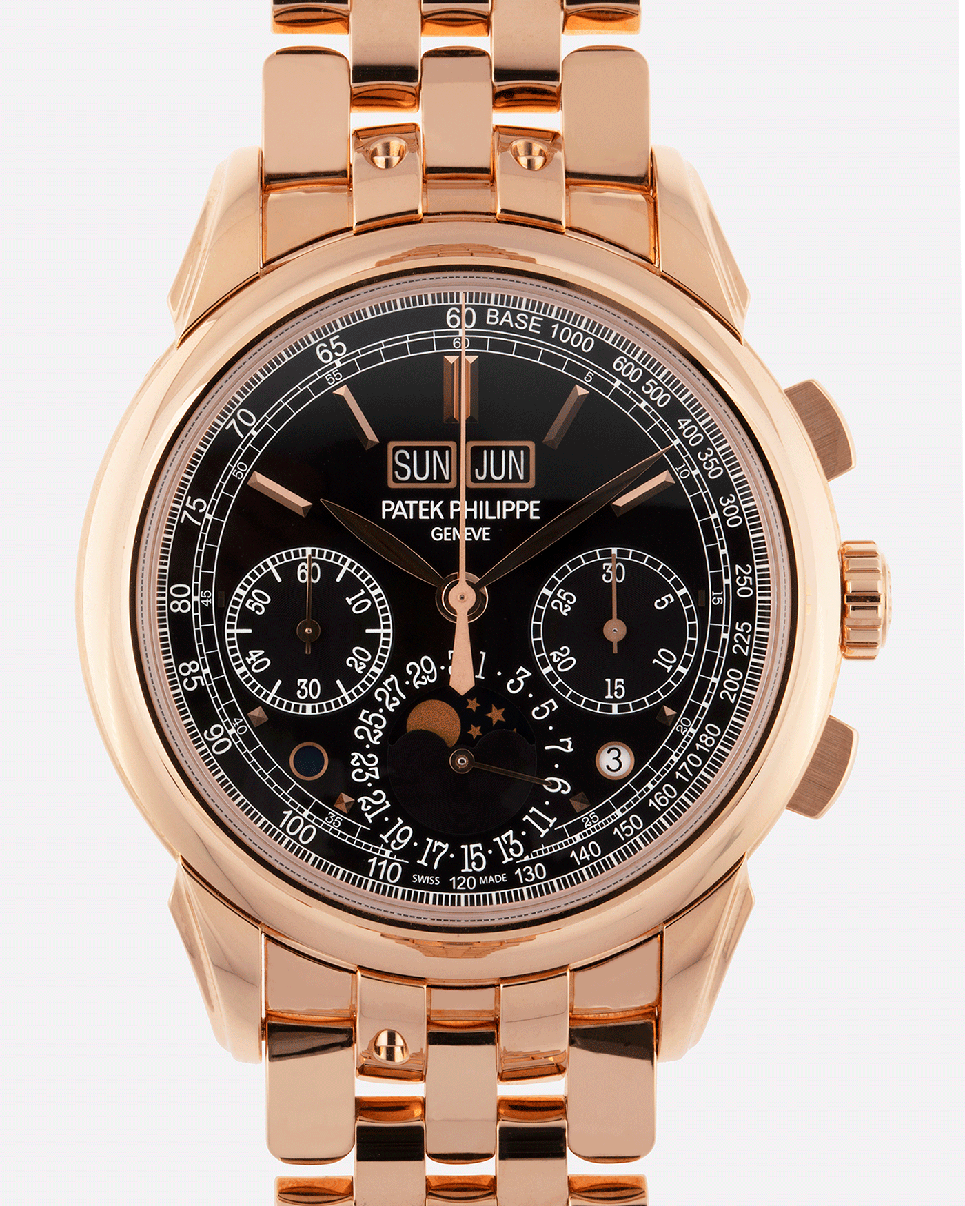 Patek Philippe 5270R Perpetual Calendar Chronograph Watch | S.Song Timepieces