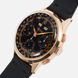Richard Triple Calendar Chronograph
