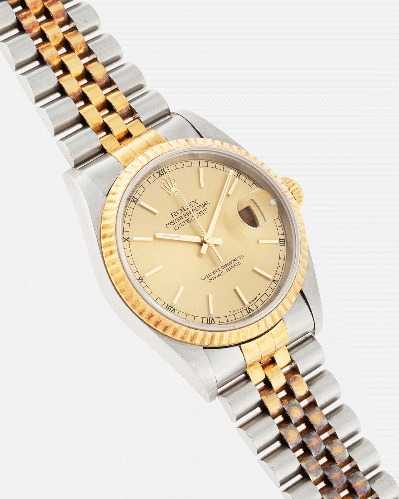 Rolex Datejust 16233 Two-Tone