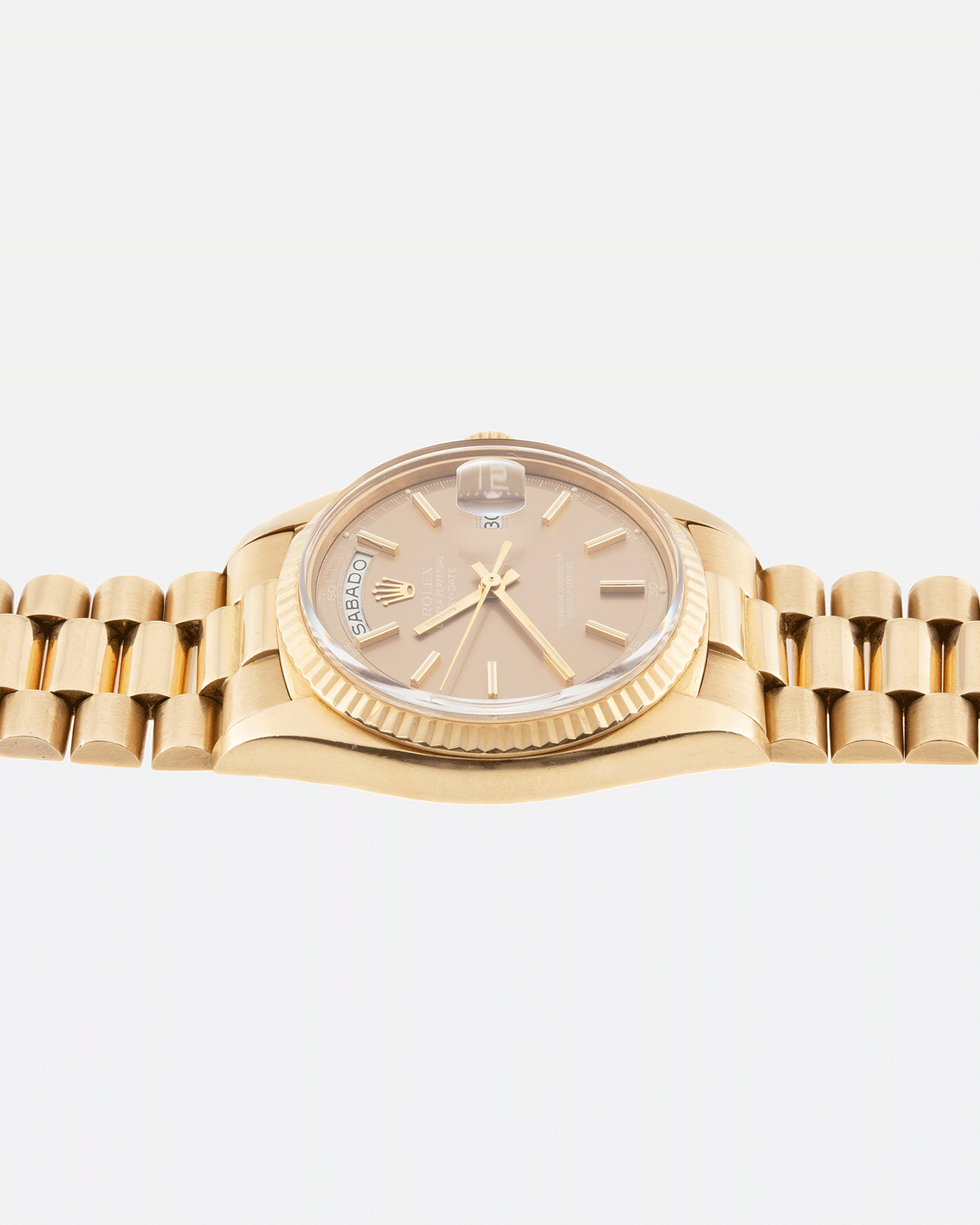 Rolex Day Date 1803 Caramel Ghost Dial