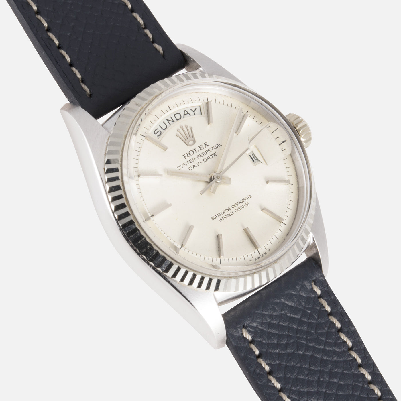 Rolex Day Date 1803 White Gold