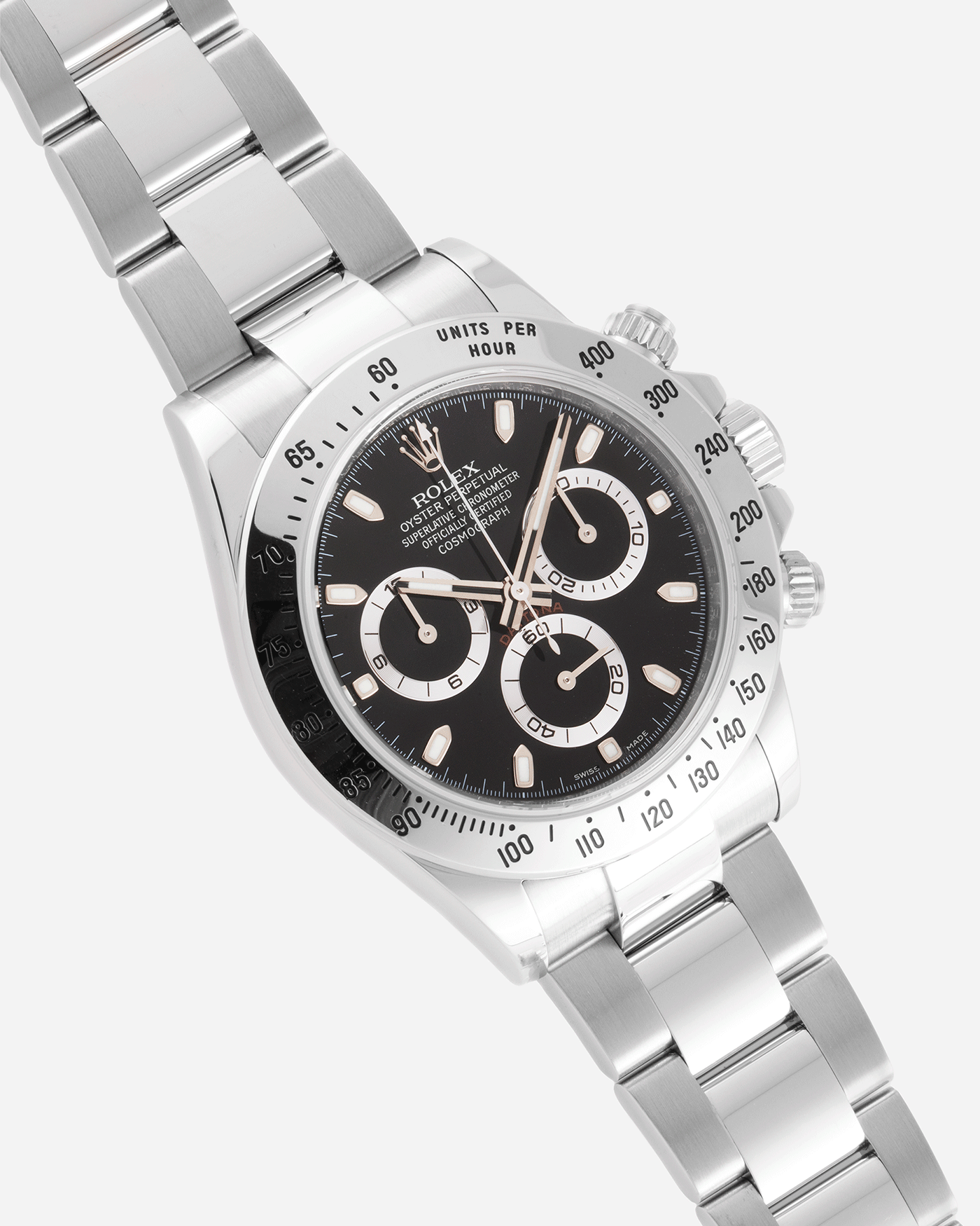 Rolex Cosmograph Daytona 116520 Chronograph Watch | S.Song Vintage Timepieces