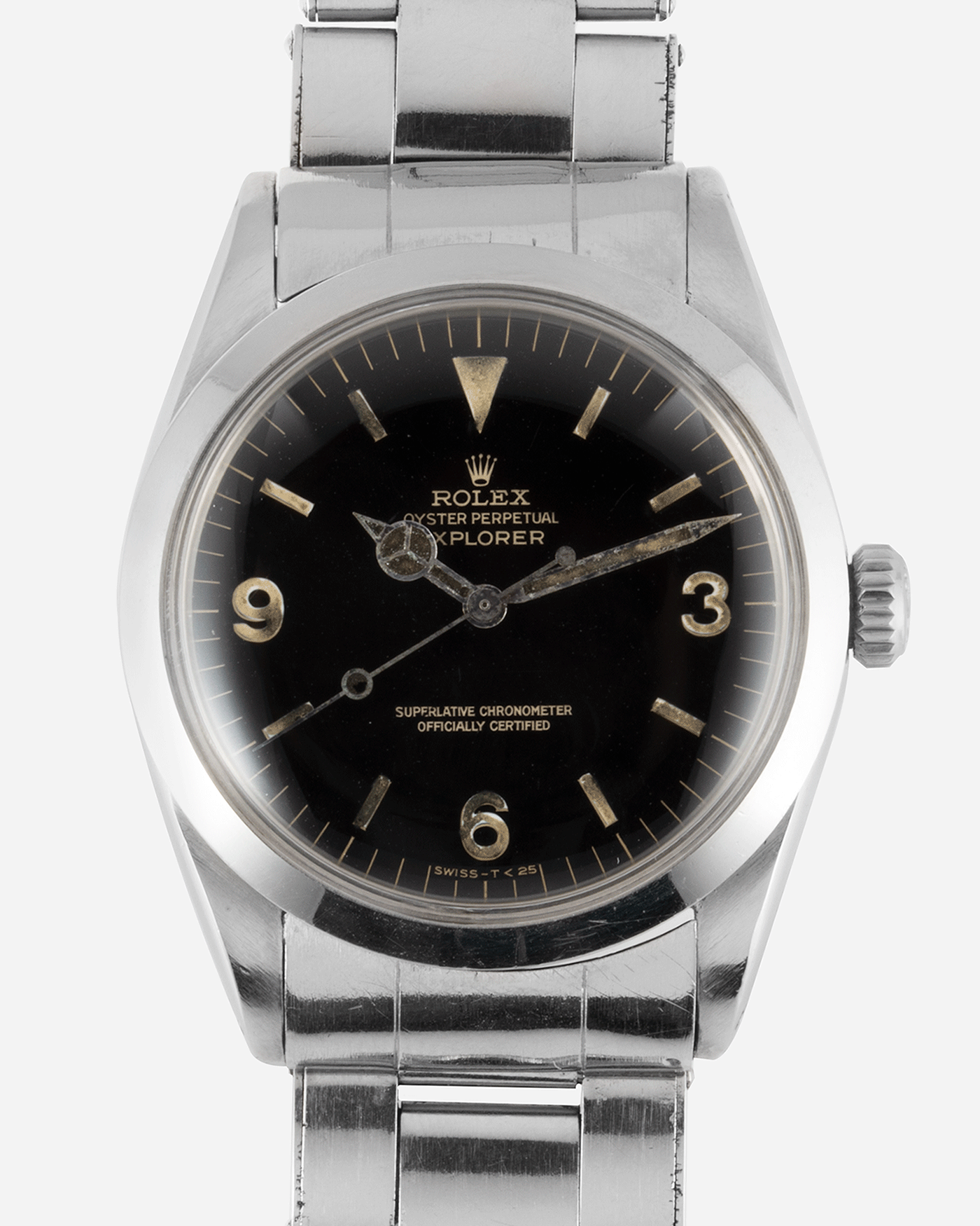 Rolex Explorer Ref. 1016  Gilt Gloss Vintage Sport Watch | S.Song Vintage Watches For Sale