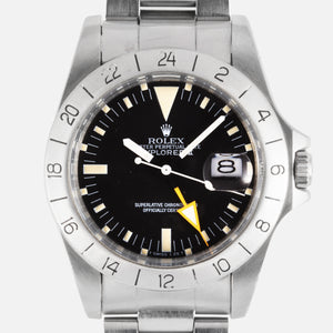 Rolex Explorer II 1655 Full Set