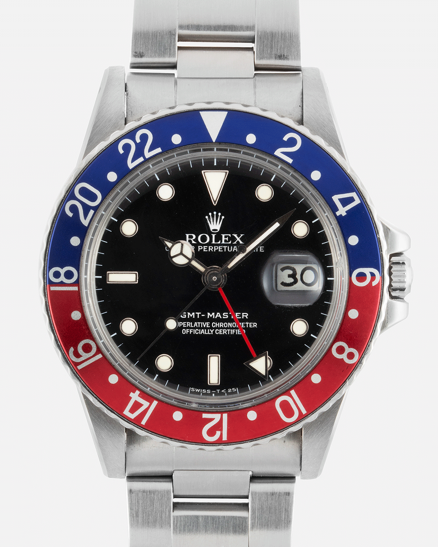 Rolex GMT-Master Ref. 16750 Vintage Watch  | S.Song Vintage Watches