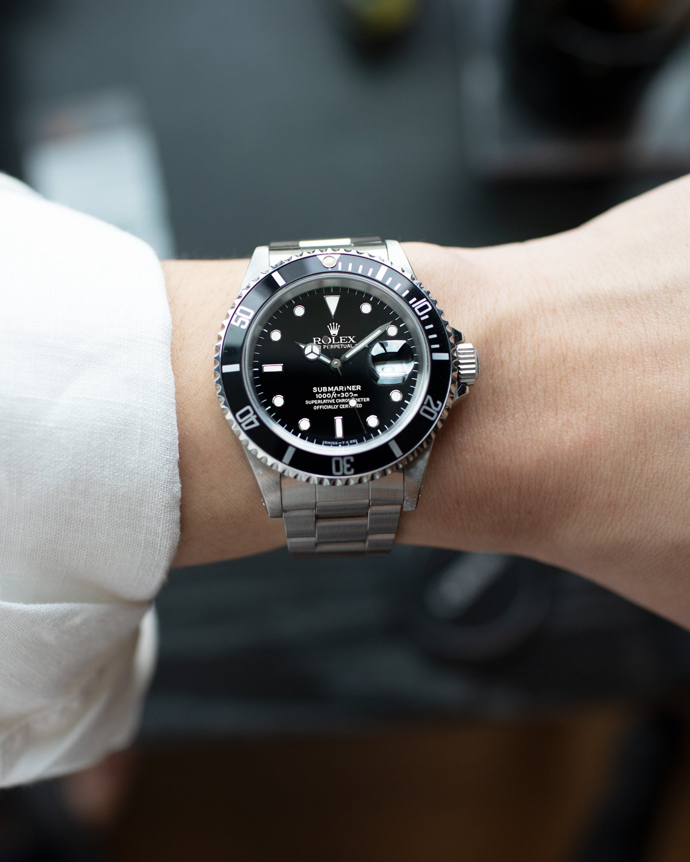 Rolex Submariner 16610 Full Set