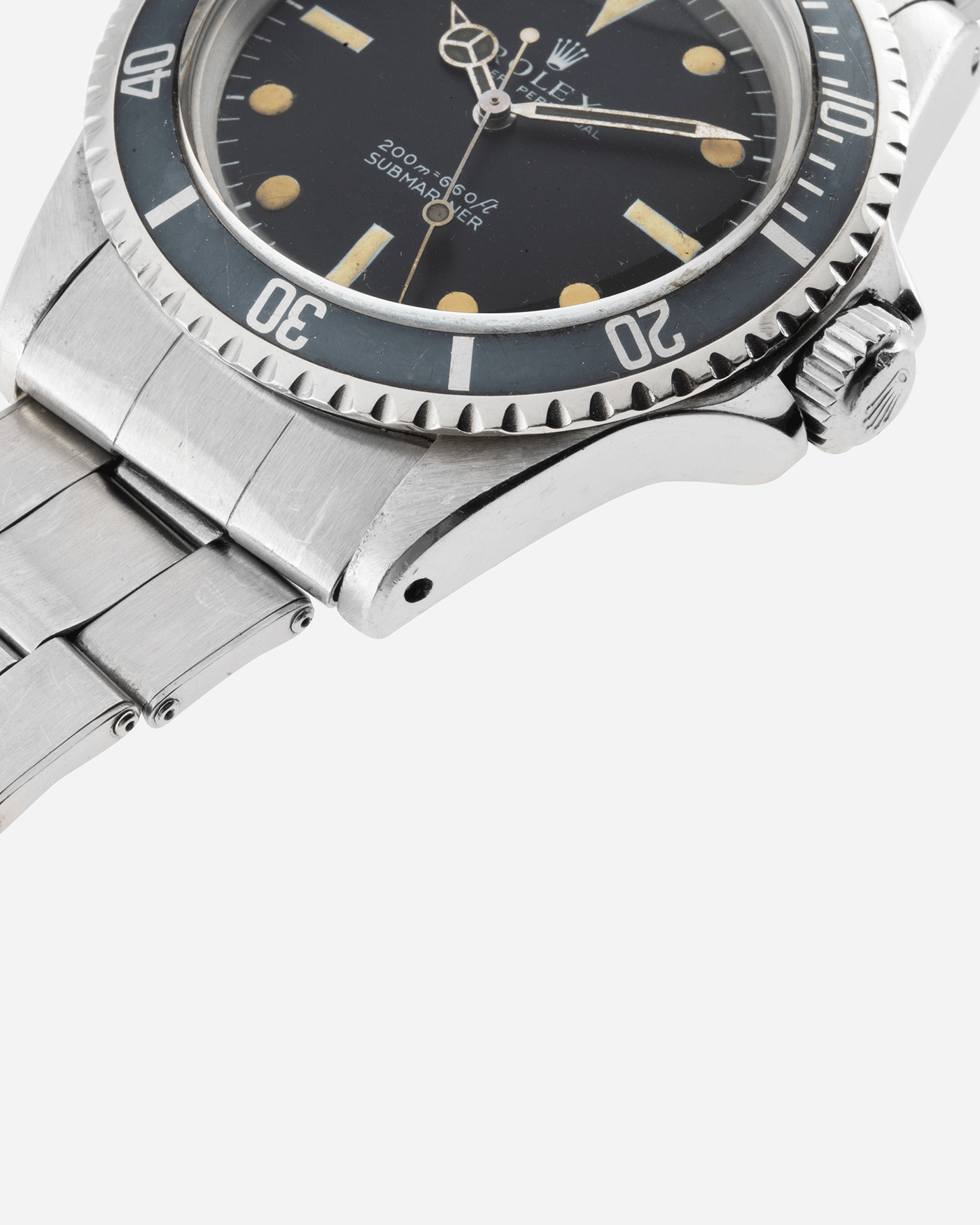Rolex Submariner 5513 Meters First Vintage Sport Watch | S.Song Vintage Watches For Sale