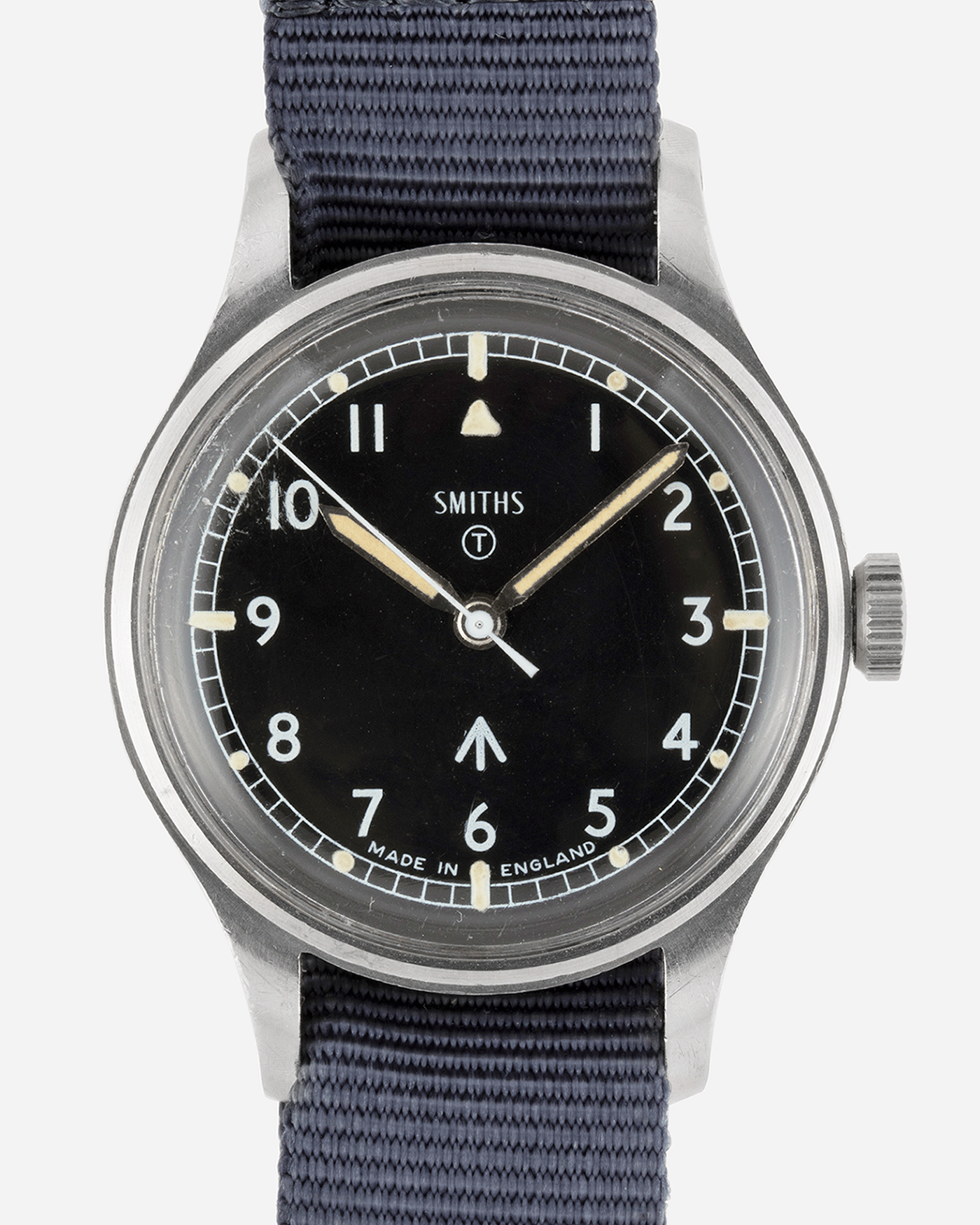 Smiths W10 Vintage British Military Watch | S.Song Vintage Watches For Sale