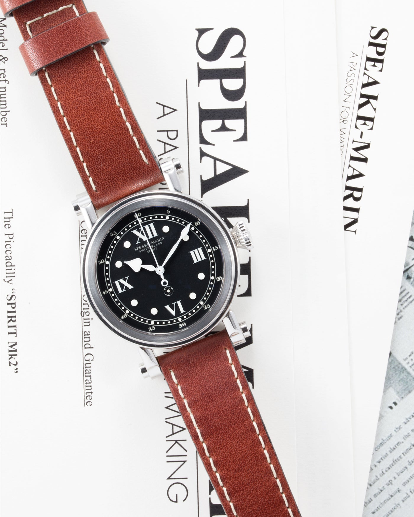 Speake Marin Spirit II