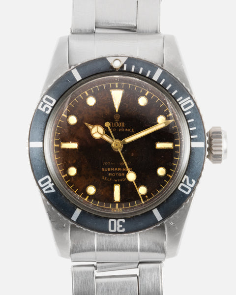 Tudor 'Big Crown' Submariner Ref. 7924