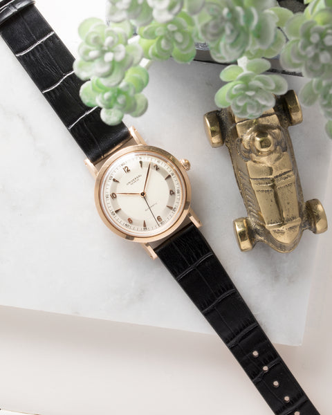 Universal Geneve Oversized Dress Watch