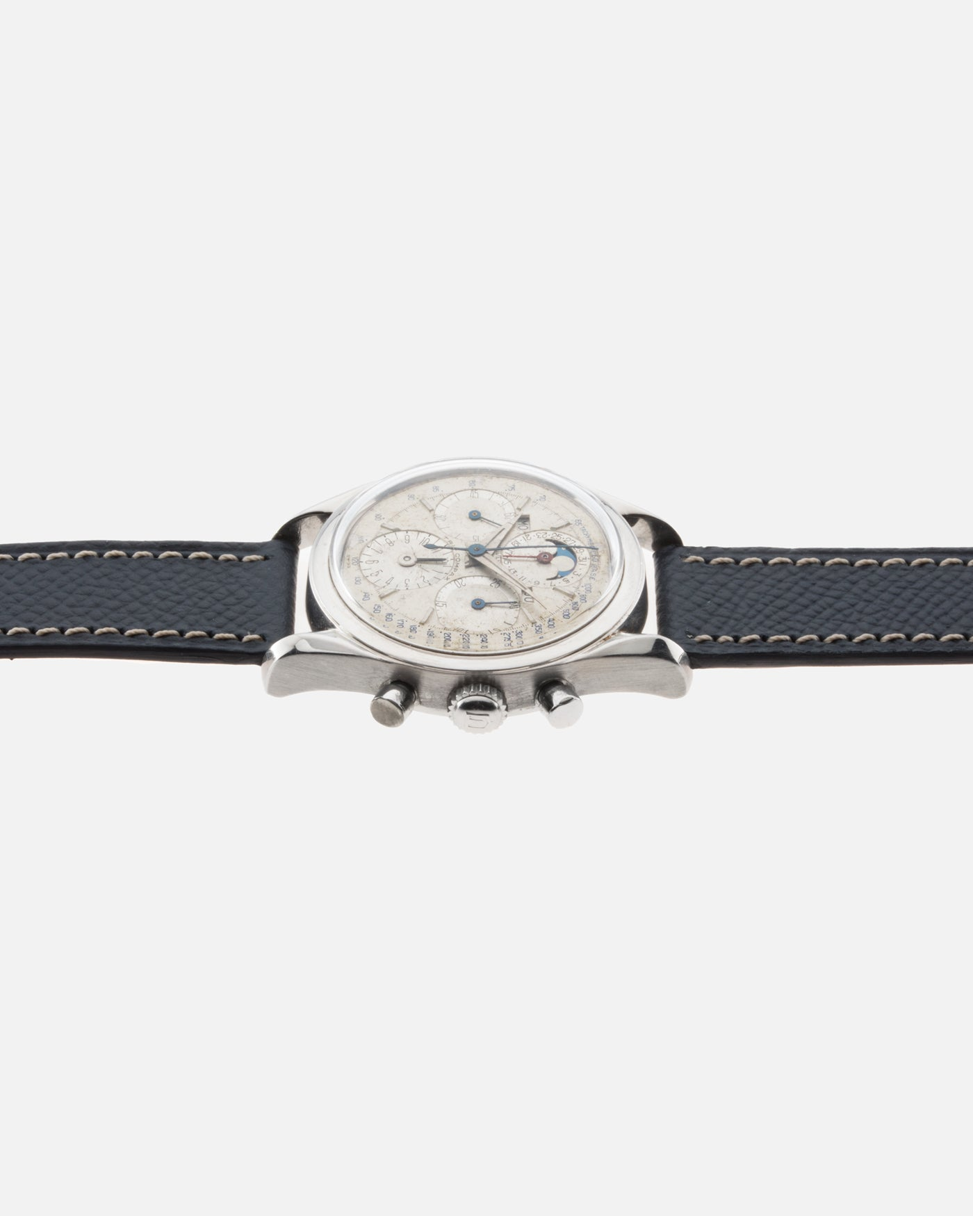 Universal Geneve Tri Compax Linen Dial