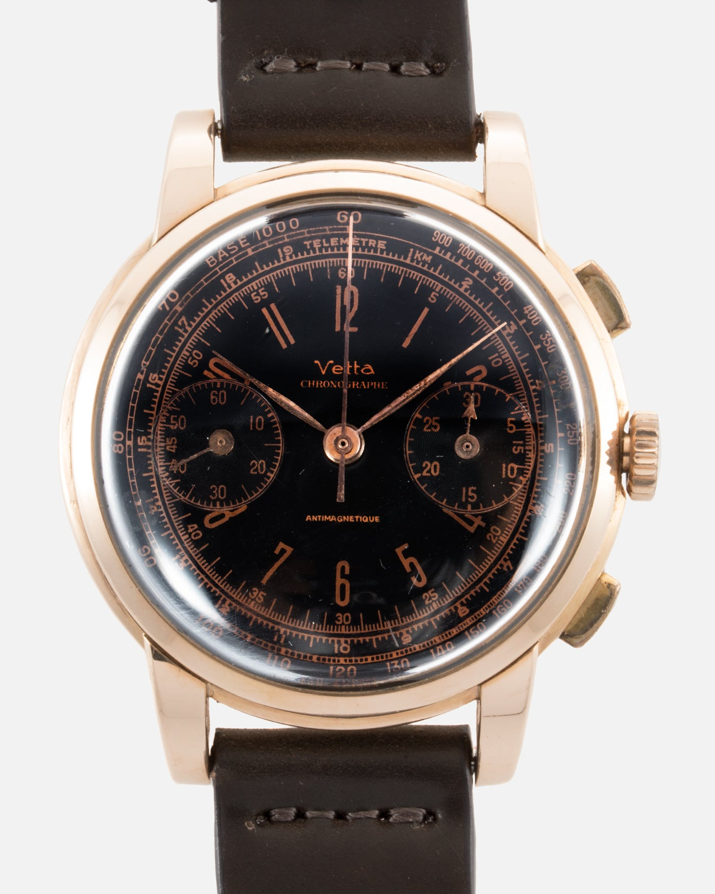 Vetta Antimagnetique 40mm Oversized Chronograph