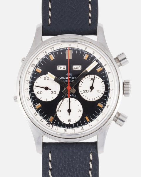 Wakmann Triple Calendar Chronograph Full Set