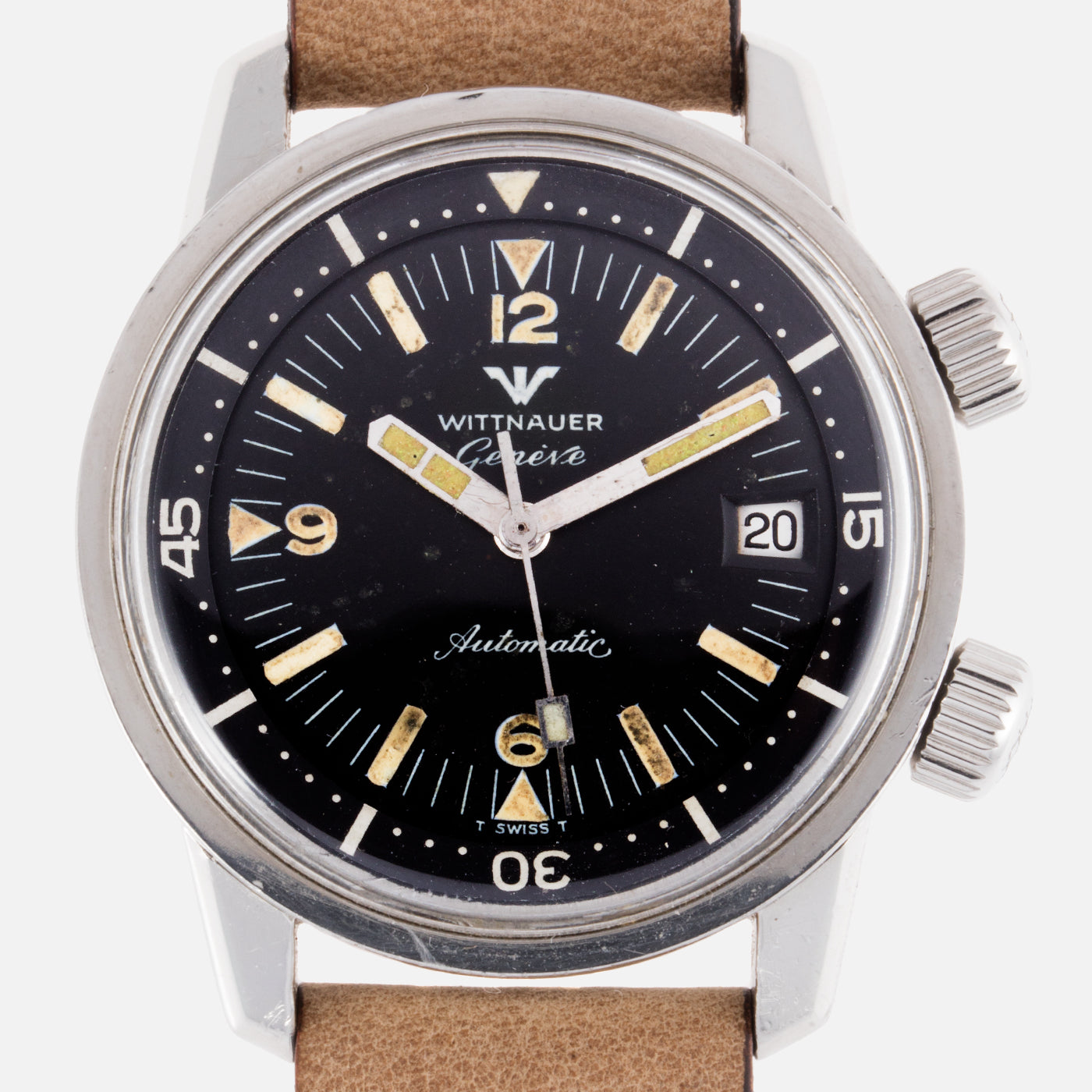 Wittnauer Supercompressor 8007