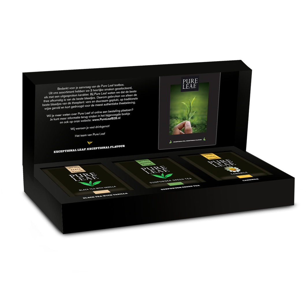Pure Leaf Sample Box