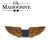 Wings Wooden Bow ties