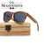 Wood Sunglasses BM-03