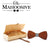 Rosewood Wooden Bow Tie