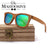 Wood sunglasses ZZ-03