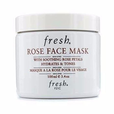 【Fresh 】- Fresh Rose Face Mask 玫瑰保濕面膜 100ml