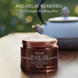 【Fresh】- Fresh Black Tea Firming Overnight Mask 紅茶晚間緊緻面膜 100ml