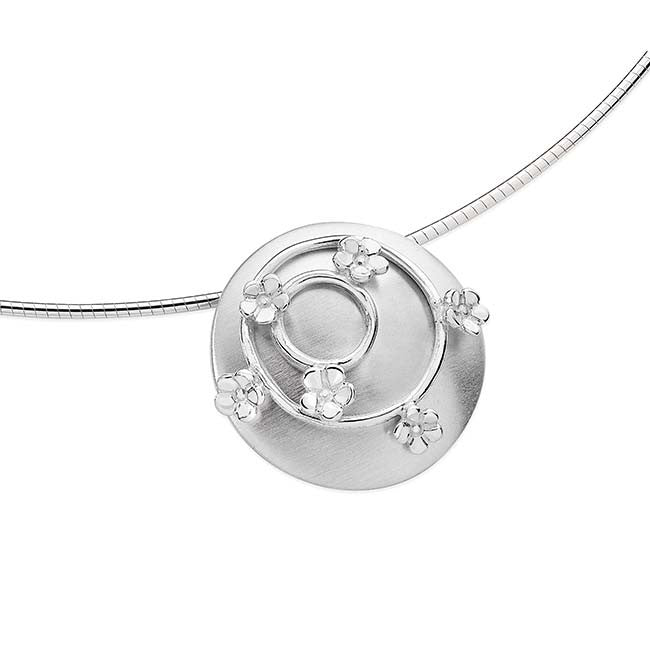 Forget me not pendant 15133 aurora orkney jewellery forget me not pendant 15133 aloadofball Gallery
