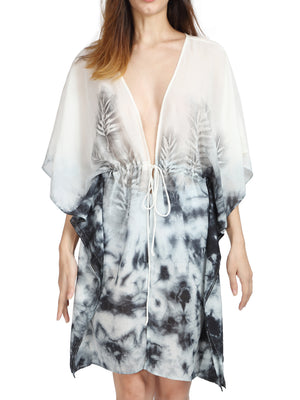 Summer Kaftan in Banana Fabric