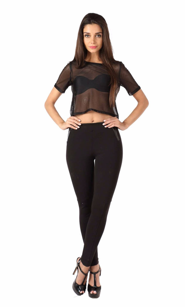221f5a2fd43f16 Black Sheer Top – Myvoute- Your Personalized Wedding Collection