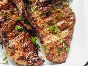 Pork Shoulder Steak | Hormone Free Pork Collar/Shoulder Rindless Steak | Meat Delivery | Seafood Delivery | Online Butcher | south stream market | meat market