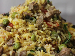 NZ Premium Grassfed Lamb Mince | Meat Delivery | Seafood Delivery | Online Butcher | south stream market | meat market | Lamb Mince Fried Rice