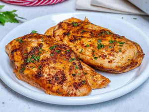 Canadian Free Range And Organic Chicken Breast Fillets | Juicy Baked Chicken Breasts