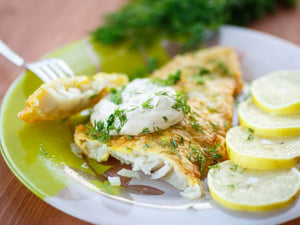 How to Prepare Oven Fried Orange Roughy?