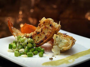 Lobster Tail With Tarragon & Vermouth Butter | Lobster Tail | Meat Delivery | Seafood Delivery